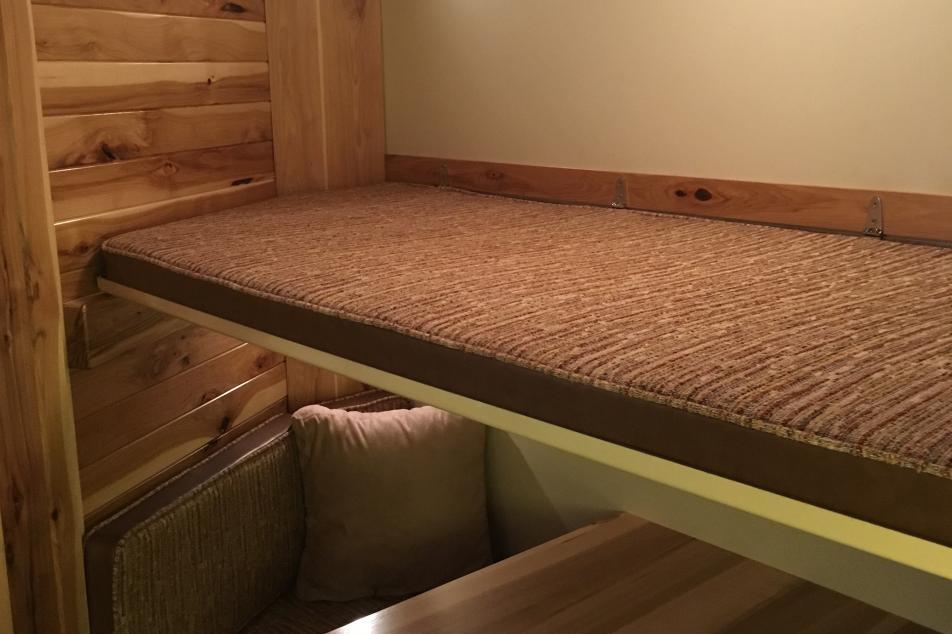 kingstar bunk arrangement