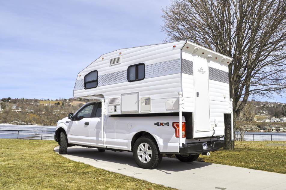 Classic Camper exterior