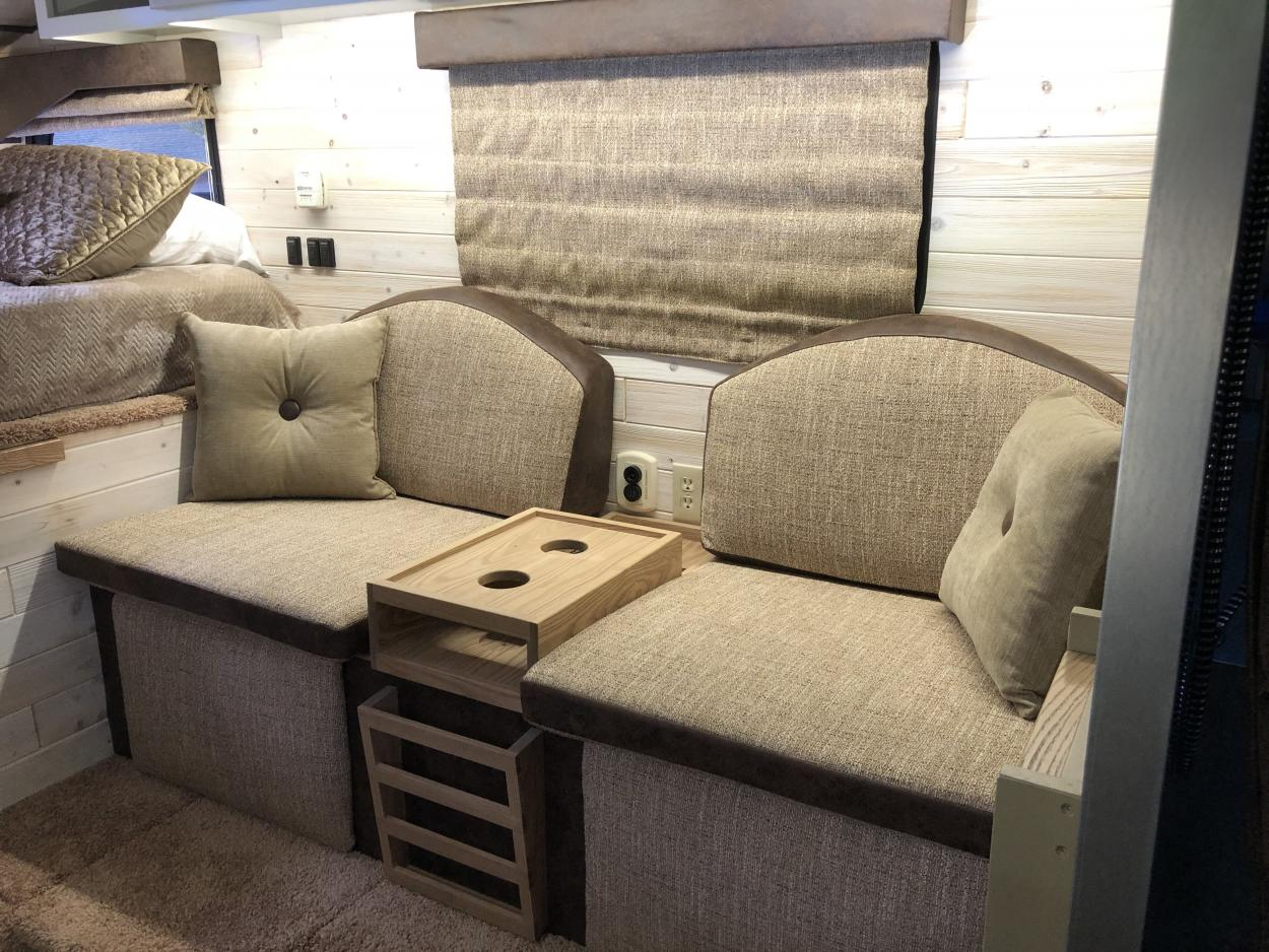 kingstar camino camper lounger