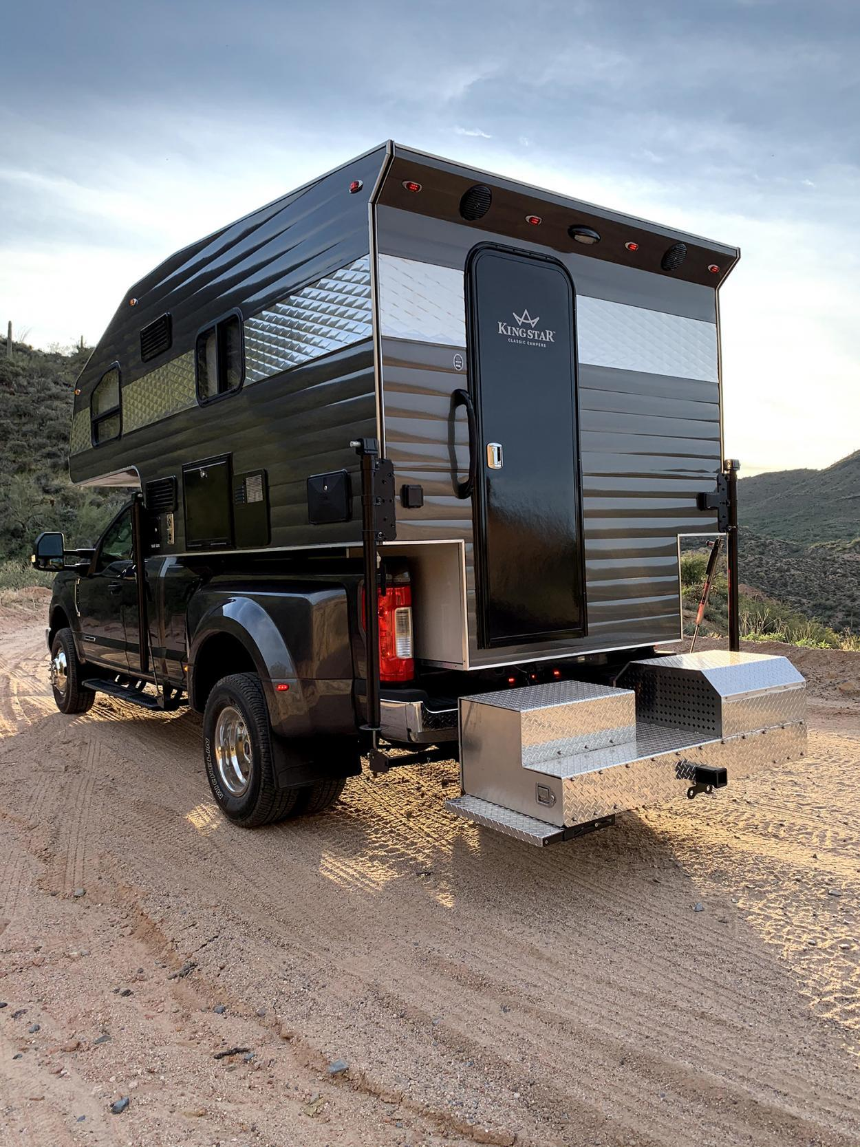 kingstar camino camper